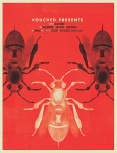 Vouched Goat Farm Reading 2-13-2012 Poster